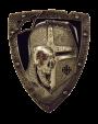 2014 Crusader Templar Challenge Coin