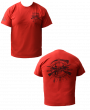 One Shot One Kill T-Shirt Red