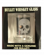Lucky Shot Bullet Whiskey Glass