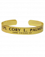 Memorial Bracelet Cory Palmer