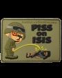 Piss on ISIS Vinyl Velcro Patch