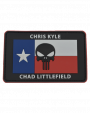Chris Kyle/Chad Littlefield Red Patch