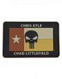 Chris Kyle/Chad Littlefield Tan Patch
